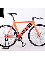 Fixed Gear Bike Cycling Others 26 Inch/700CC V Brake Non-Damping Aluminium Alloy Frame Non-Damping Quill Steel