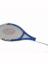 Tennis Tennis Rackets Wearproof High Elasticity Durable Performance Leisure Sports Aluminum Alloy Carbon