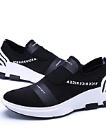 Men's Sneakers Spring Summer Fall Winter Comfort Outdoor Office & Career Casual Athletic Gore Black Blue