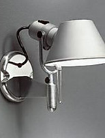 AC 110-130 AC 220-240 40 E26 E27 Modern/Contemporary Silver Feature for Eye Protection,Ambient Light Wall Sconces Wall Light