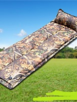 Moistureproof/Moisture Permeability Inflated Mat Camouflage Hiking Camping Traveling