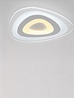 Op plafond bevestigd ,  Hedendaags Anodiseren Kenmerk for LED Dimbaar Acryl Woonkamer Slaapkamer Studeerkamer/Kantoor Spel Kamer