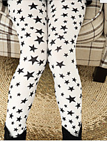 Girls' Casual/Daily Print Pants-Cotton All Seasons