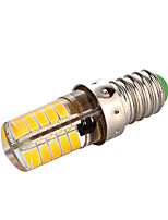 3W E14 Luces LED de Doble Pin T 40 SMD 5730 200-300 lm Blanco Cálido Blanco Fresco Decorativa AC110 AC220 V 1 pieza