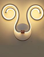 AC 100-240 24 משולב לד מודרני/עכשווי צביעה מאפיין for LED נורה כלולה,תאורת סביבה קיר אורות LED אור קיר