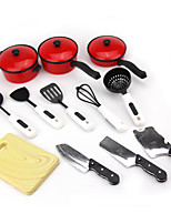 Toy Kitchen Sets Kids' Cooking Appliances Toys Plastic Children's 5 to 7 Years 8 to 13 Years