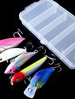 2 pcs Crank Random Colors 5 g Ounce mm inch,Plastic General Fishing