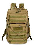 25 L Tourenrucksäcke/Rucksack Camping & Wandern Jagd Draußen tragbar Khaki Oxford