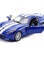 Pull Back Vehicles Model & Building Toy Car Metal