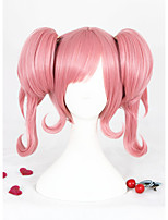court bouclés delta Macross rose nakajima synthétique 14inch anime cosplay wig2ponytails cs-291d