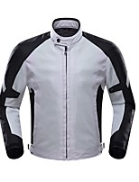 DUHAN DH-201B Motorcycle Jacket Motorbike Racing Jacket Protector Water Risistant And Windproof With 5 Pcs EVA Protective Gears