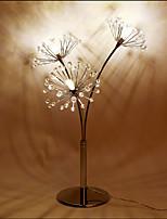 3 Moderne / Contemporain Traditionnel / Classique Lampe de Bureau , Fonctionnalité pour LED , avec Galvanoplastie Utilisation 3-Voies