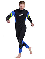 Women's Men's 3mm Wetsuits Thermal / Warm Comfortable Neoprene Diving Suit Long Sleeve Diving Suits-Swimming DivingSpring Summer Winter