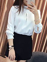 korea wild simple loose shirt shirt