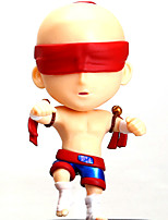 Anime Action Figures Inspired by LOL Lee Sin The Blind Monk PVC 12 CM Model Toys Doll Toy