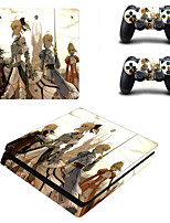 B-Skin® PS4 slim Protective Sticker Cover Skin Controller Skin Sticker