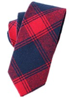 Men's Cotton Neck Tie,Casual Geometric All Seasons