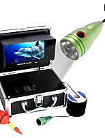 20M 1000tvl Underwater Fishing Video Camera Kit 6 PCS LED Lights with7 Inch Color Monitor
