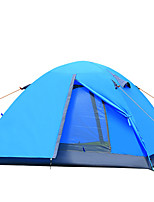 2 persons Tent Double One Room Camping Tent Portable-Camping Traveling