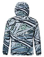 Camping / Randonnée Chasse Pêche Hors piste Etanche Respirable Séchage rapide Pare-vent Matériaux Légers Printemps Automne HiverVert Bleu
