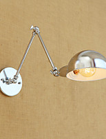 AC 110-130 AC 220-240 40W E26/E27 Modern/Contemporary Retro Electroplated Feature for Swing Arm Bulb Included Eye Protection Ambient Light