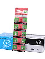 Moeda tmi ag4& Pilha de botão alcalina / bateria alcalina 1.55v 40 pack
