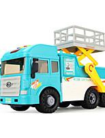 Полицейская машинка Машинки с инерционным механизмом Игрушки 1:24 ABS Коричневый