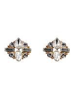 Fashion Women  Rhinestone Drop Earrings