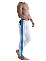 Homme Course / Running Leggings Bas Respirable Printemps Mince Vêtements de Plein Air Athleisure Classique