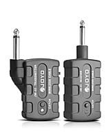 Digital Wireless Guitar Bass Transmitter Receiver Audio Connect System Joyo JW01