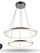 Závěsná světla ,  moderní - současný design Tradiční klasika Galvanicky potažený vlastnost for LED Dinmable KovObývací pokoj Ložnice
