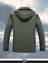 Homme Pantalon/Surpantalon Camping / Randonnée Chasse Escalade Sports de neige Hors piste Pare-vent Automne Jaune Vert foncé Beige clair-