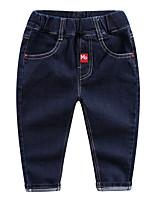 Pantalons Garçon Sortie Décontracté / Quotidien Mosaïque Coton Eté Printemps