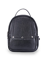 Women PU Formal Sports Casual Event/Party Outdoor Office & Career Shopping Backpack All Seasons