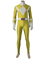 Cosplay Costumes Party Costume Super Heroes Cosplay Movie Cosplay Geometric Leotard/Onesie Gloves Belt More Accessories Halloween