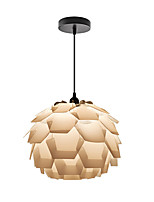 E14/E27 A-04 Designer Style Artichoke Layered Ceiling Pendant  Lampshade