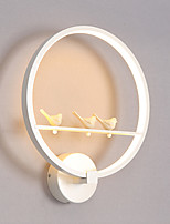 18W LED Integrated Modern/Contemporary for LED / Mini StyleAmbient Light Wall Sconces Wall Light