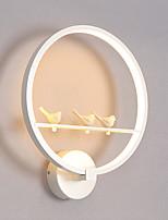 AC 100-240 18 LED Intégré Moderne/Contemporain Peintures Fonctionnalité for LED Style mini Ampoule incluse,Eclairage d'ambiance