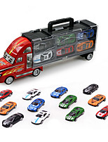 Truck Toys 1:32 Metal Plastic Red