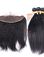 One Pack Solution Brazilian Texture 12 Months 4 Pieces hair weaves
