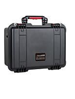 38 L Waterproof Dust Proof Wearable Hardshell Multifunctional Shockproof Black