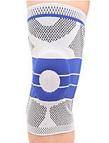 Attelle de Genou pour Badminton Basket-ball Course Respirable Protectif Professionnel Des sports Nylon