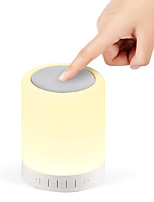 S17 Portable Smart Lamp with Speaker and Multiple Light Colors
