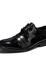 Men's Oxfords Spring Summer Formal Shoes Comfort Cowhide Wedding Office & Career Party & Evening Casual Flat Heel Gore