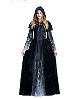 Steampunk® Cheap Cosplay Gothic Female Vampire Halloween Sorceress Costumes