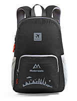 Maleroads Twenty-five L Travel Duffel Travel Organizer Backpack Others Camping & Hiking School Traveling OutdoorWaterproof Reflective Strip