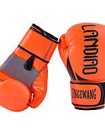Боксерские перчатки для Бокс Полный палец Защитный PU