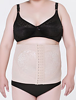 Corset with foreign manufacturers selling lace plus-size fat MM toning the body belly in ms (XL-XXXL)