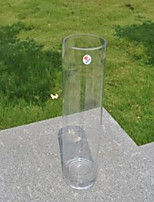 1pcs Transparent Glass Vase