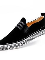 Men's Shoes Canvas Outdoor / Athletic / Casual Sneaker Flat Heel